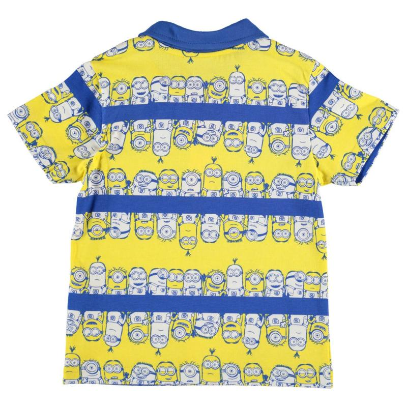Character Polo Shirt Infant Boys Minions