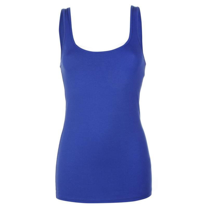 Miso Tank Vest Ld63 Royal Blue