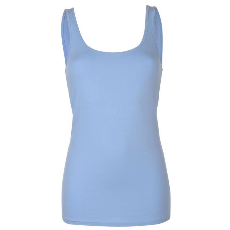 Miso Tank Vest Ld63 Powder Blue
