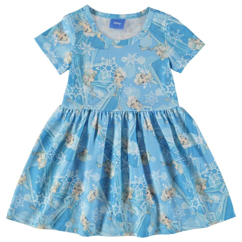 Šaty Character Jersey Dress Infant Girls Disney Frozen