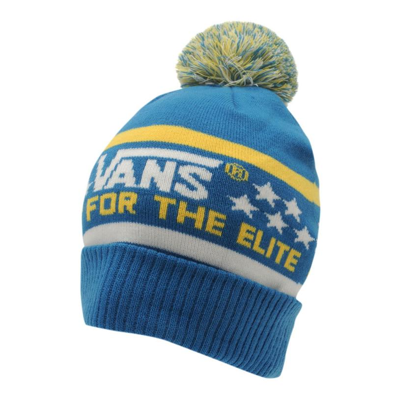Vans Elite Mens Beanie French Blue
