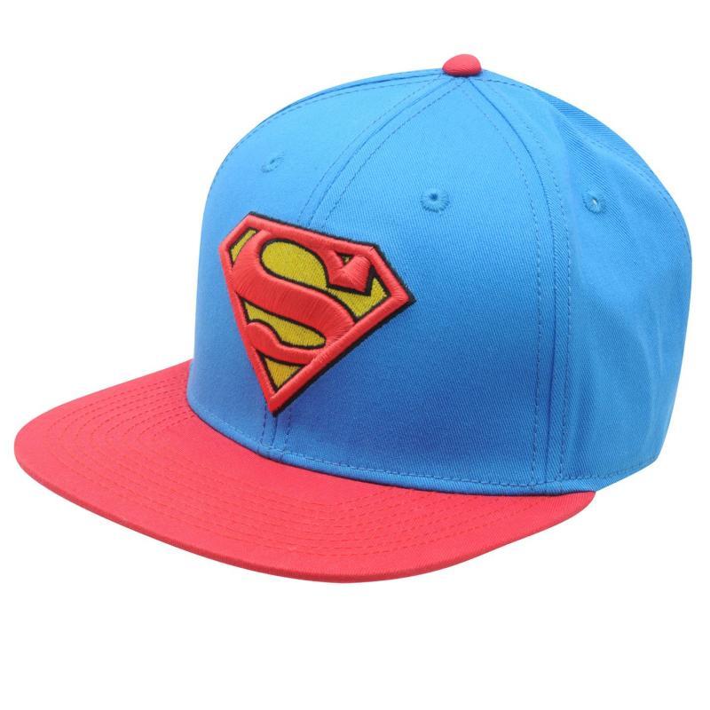 Character Flat peak Juniors Superman