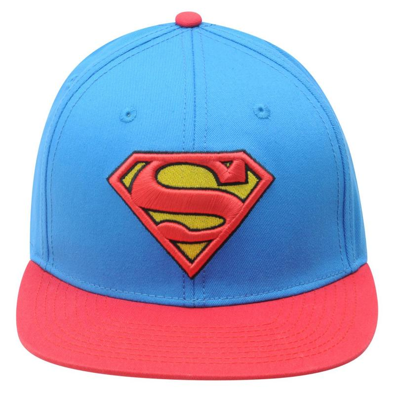 Character Flat peak Juniors Superman