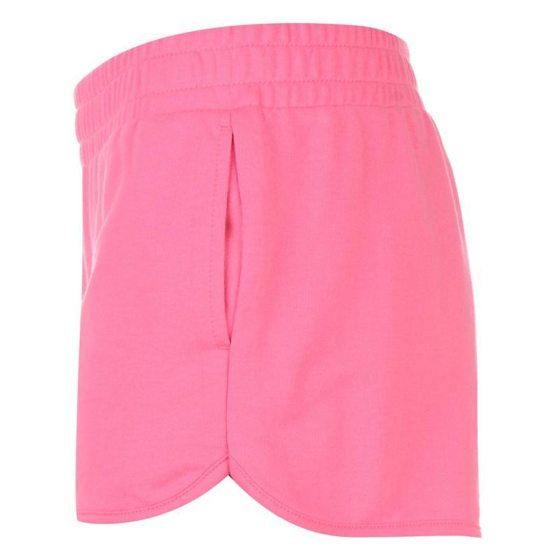 Šortky Miso Hotpants Ladies Fluo Sugar Pink