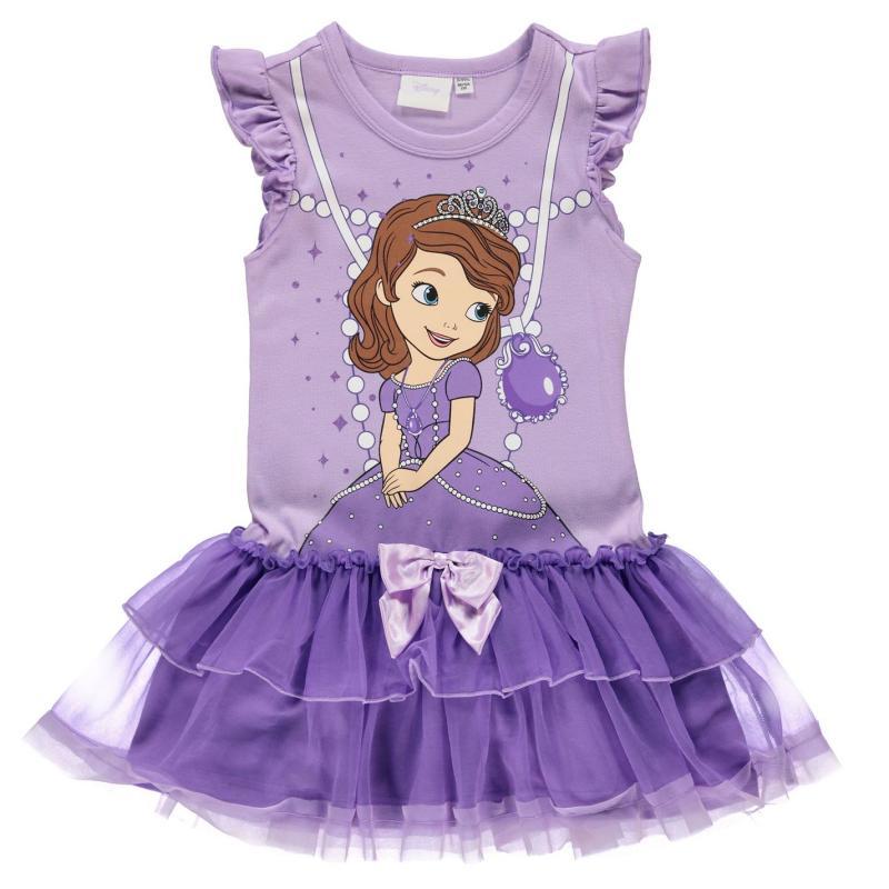 Šaty Character Play Dress Infant Girls Disney Sophia