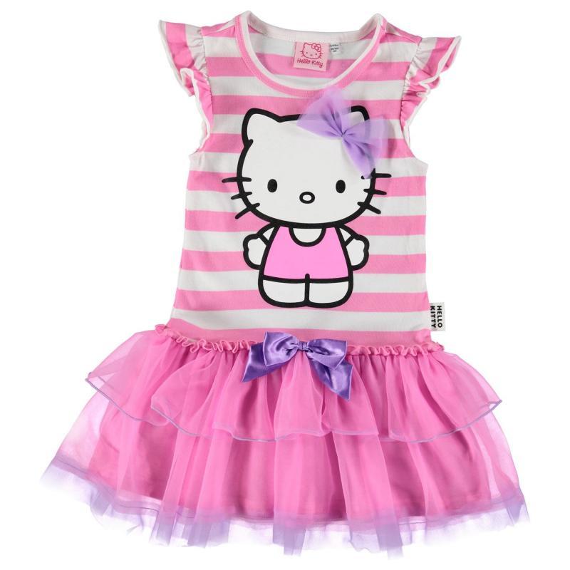 Šaty Character Play Dress Infant Girls Hello Kitty
