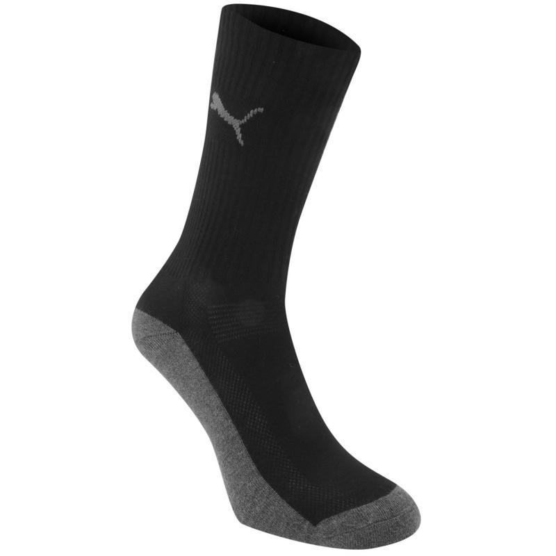 Ponožky Puma Perf Crw 2Pk SckC99 Black