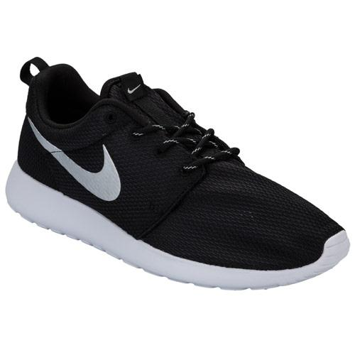 Boty Nike Womens Roshe Run Trainers Black