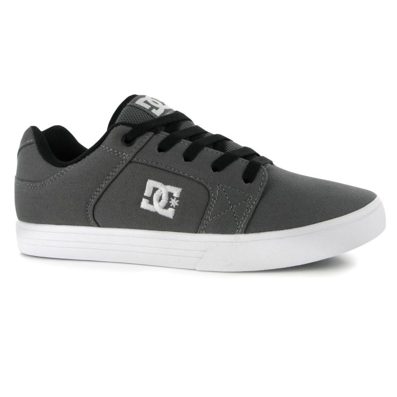 Boty DC Shoes Method Skate Shoes Black, Velikost: 12 (M)
