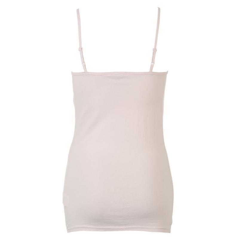 Miso Strap Vest Womens Lavender Fog