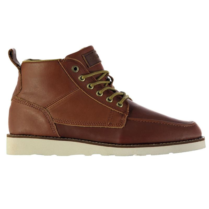 Boty Quiksilver Sheffield Boots Mens Brown