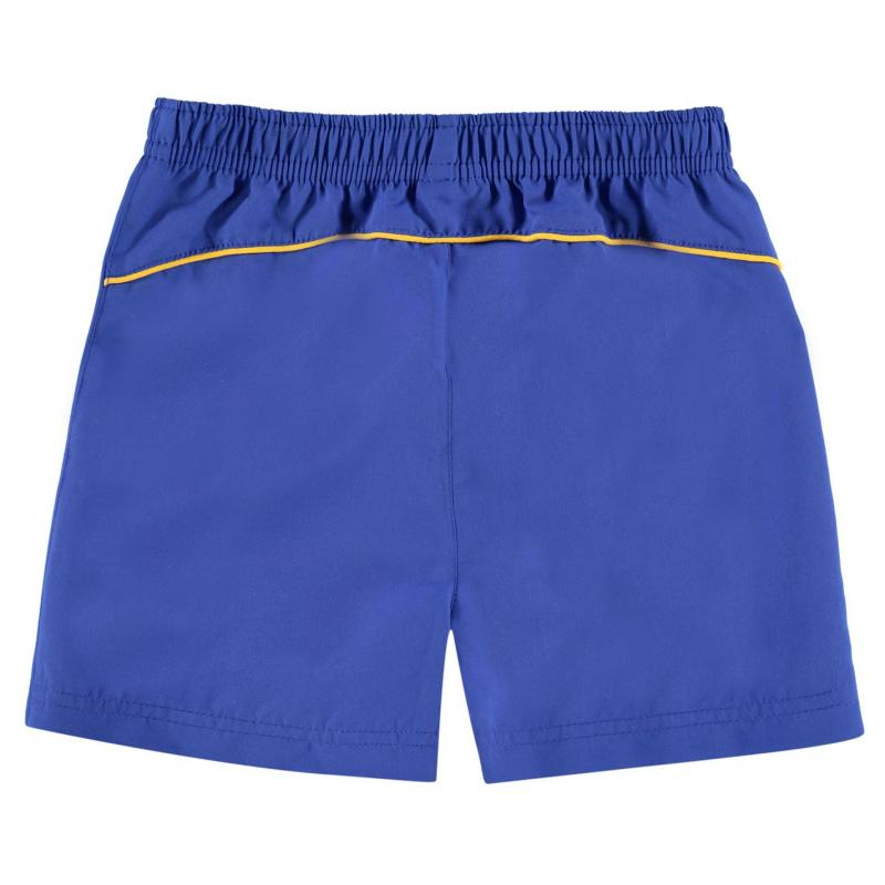 Kraťasy Slazenger Woven Shorts Infant Boys Navy