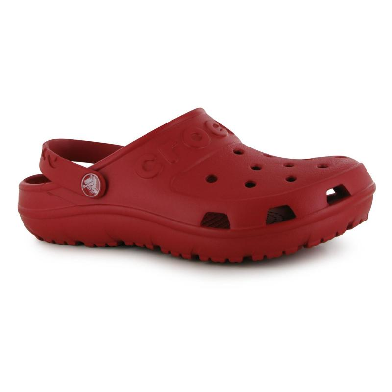 Crocs Hilo Clogs Mens Pepper