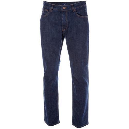 Gant Mens Connecticut Jeans Navy