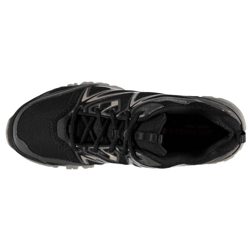 Boty Merrell Capra Bolt Mens Walking Shoes Black, Velikost: UK8 (euro 42)