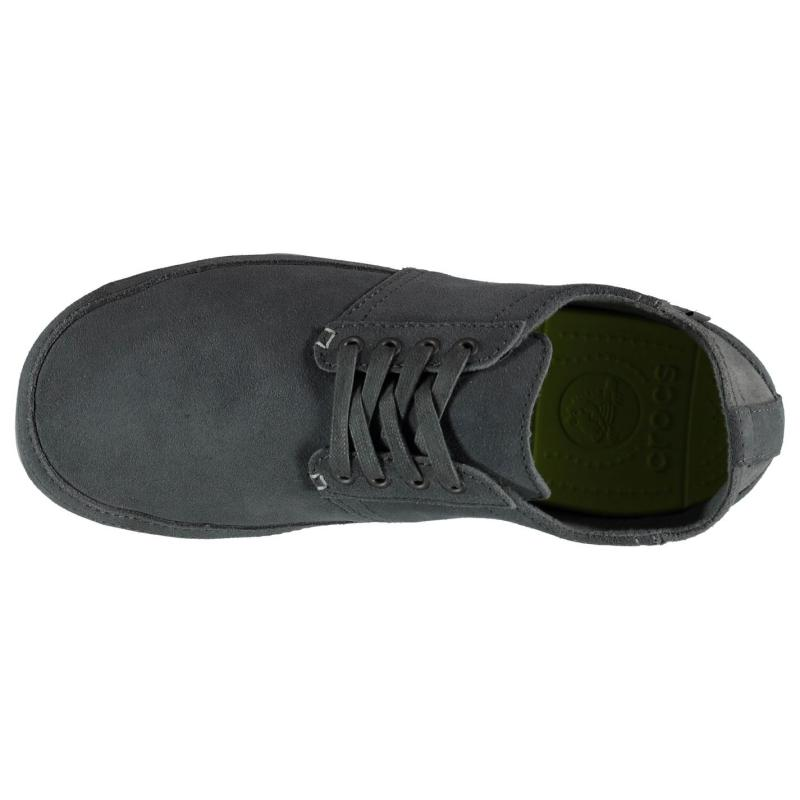 Boty Crocs Stretch Sole Mens Shoes Charcoal/Grey, Velikost: UK6 (euro 39)