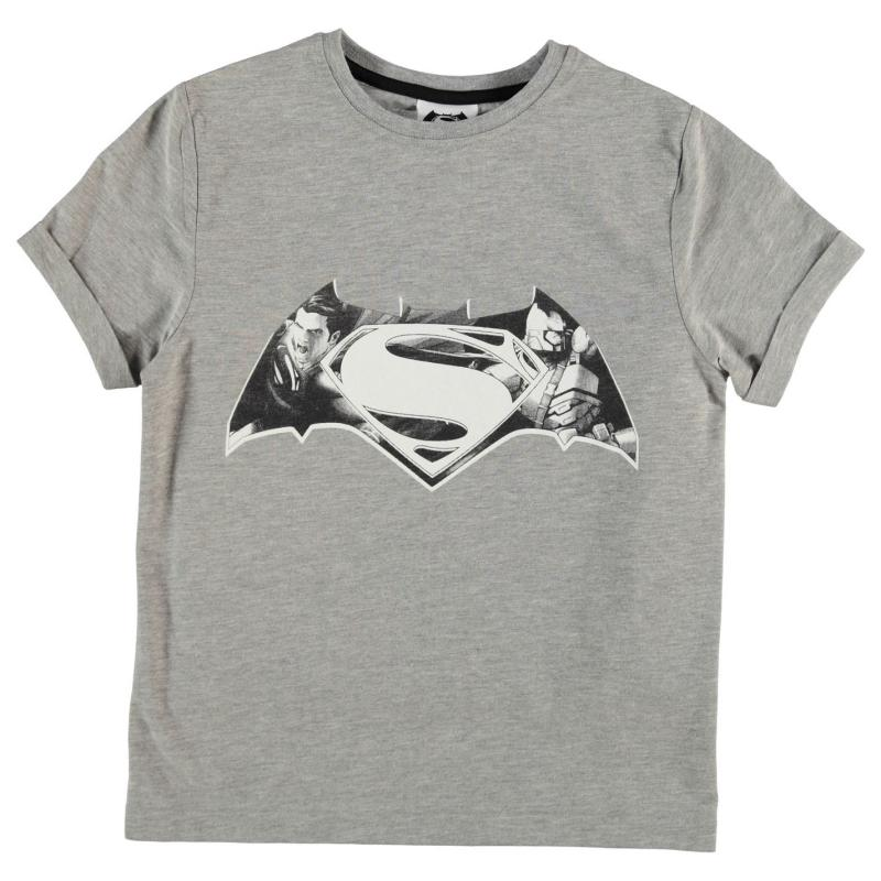 Tričko DC Comics Batman Vs Superman Tshirt Infant Boys BM SM...