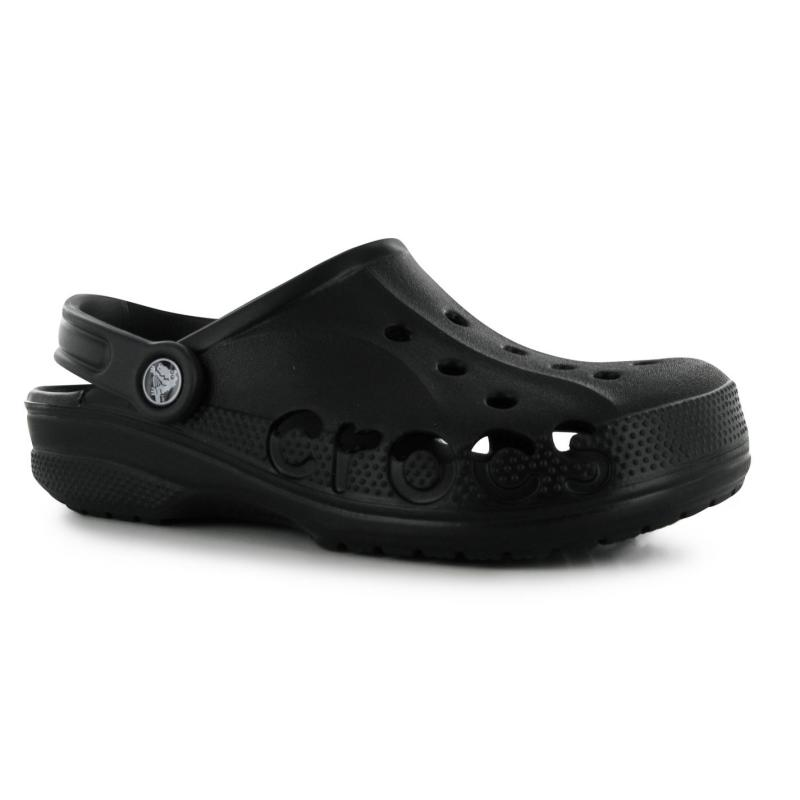 Crocs Baya Sandals Mens Black, Velikost: UK3 (euro 36)