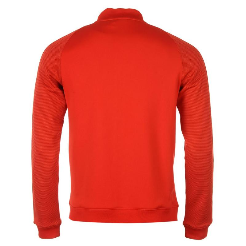 Mikina Nike England N98 Jacket Mens Red, Velikost: M