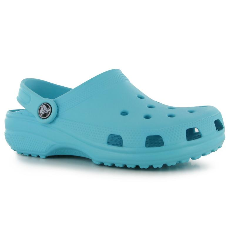 Boty Crocs Classic Sandals Infants Pool