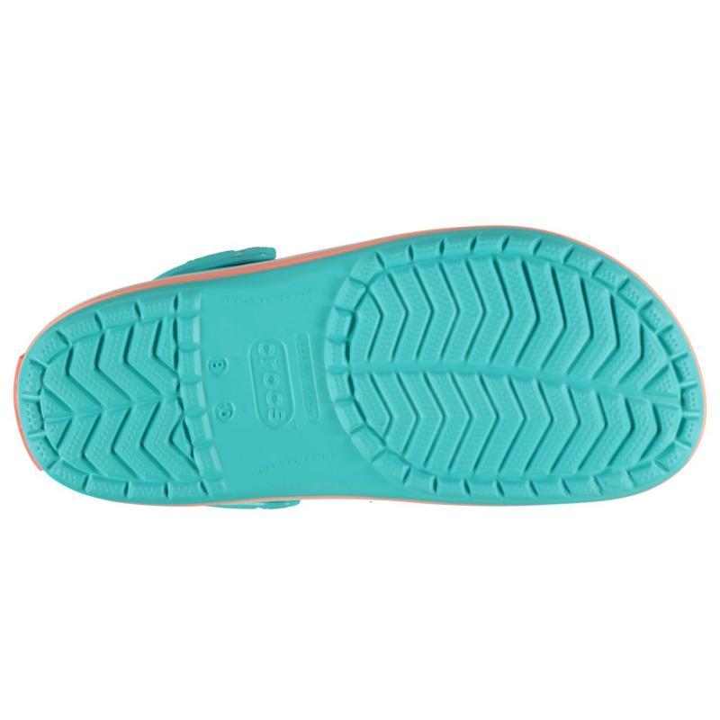 Crocs Crocband Sandals Adults Pool/Melon