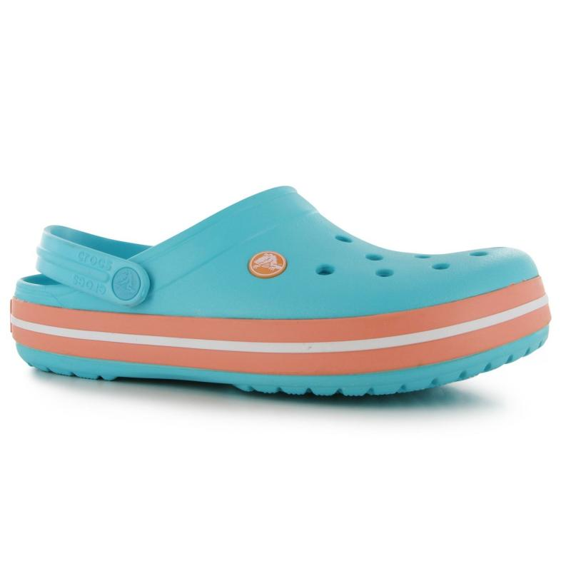 Crocs Crocband Sandals Adults Pool/Melon