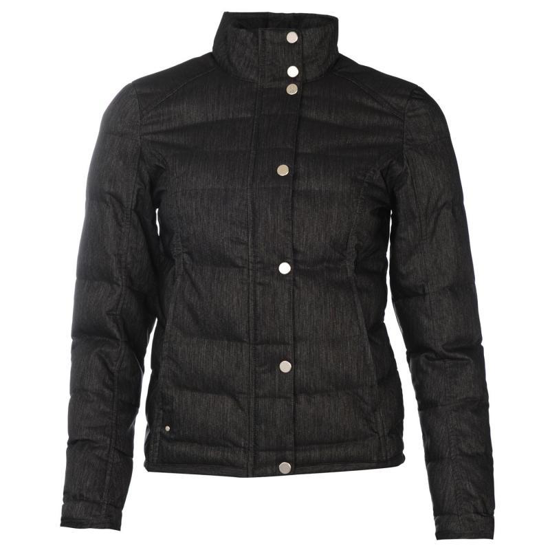 Bunda Spyder Vyvyd Jacket Ladies Black, Velikost: 12 (M)