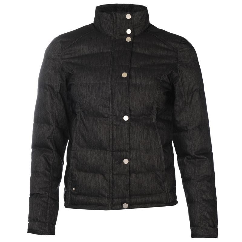 Bunda Spyder Vyvyd Jacket Ladies Black, Velikost: 10 (S)