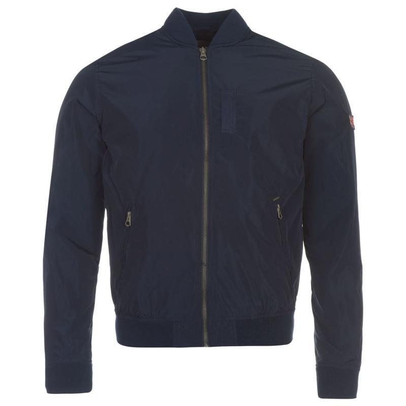 Bunda Pepe Jeans Chamberlayn Jacket Mens Blue