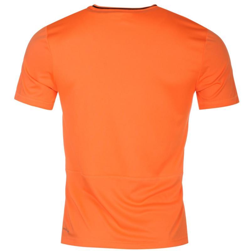 Reebok Workout T Shirt Mens ElectricPeach