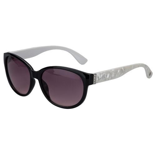 Lipsy Womens Retro Cateye Sunglasses Black