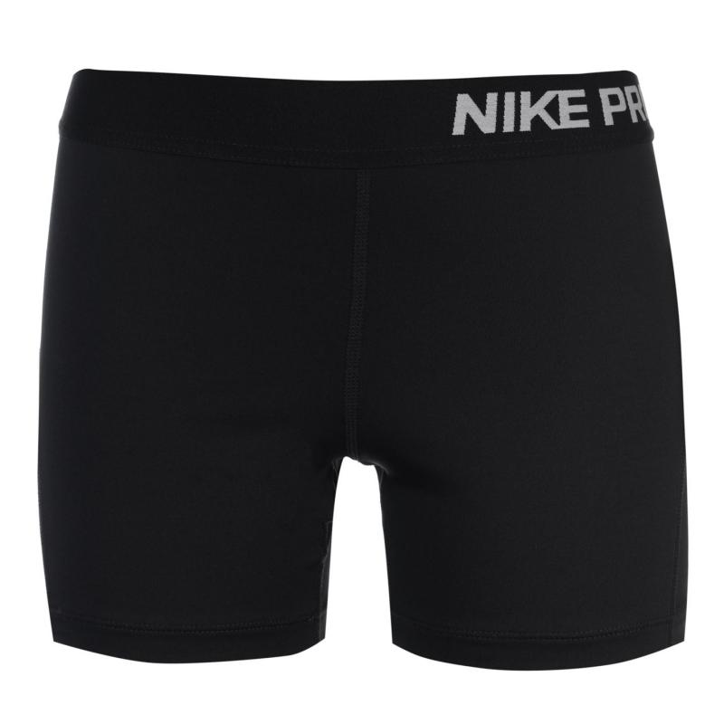 Nike Pro Shorts Junior Girls Pink