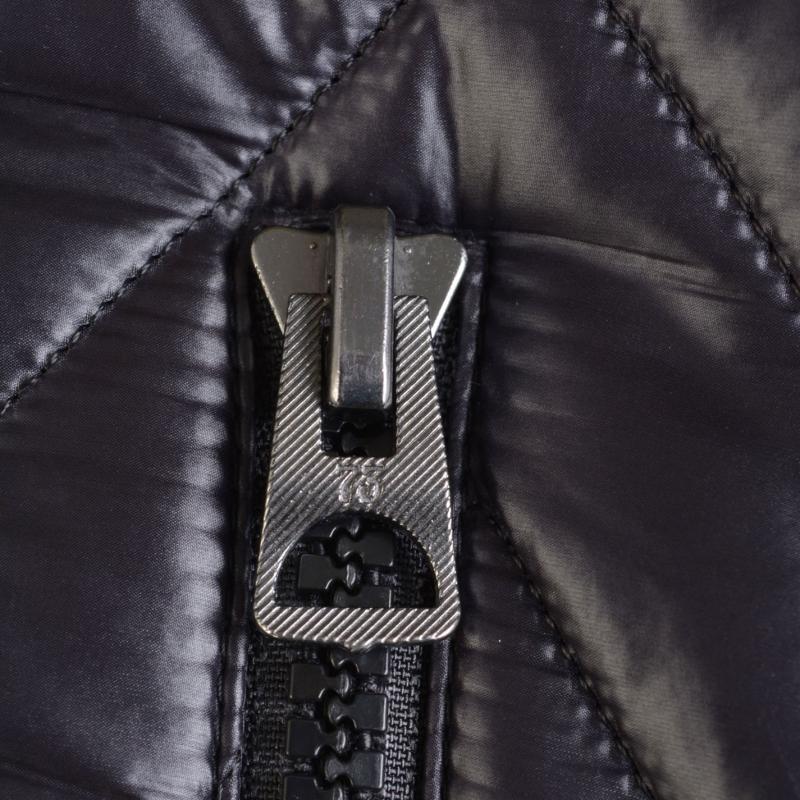 Bunda Pepe Jeans Quilted Jacket Black
