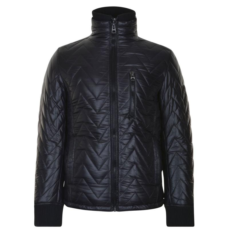 Bunda PEPE JEANS Yeild Quilted Jacket Black