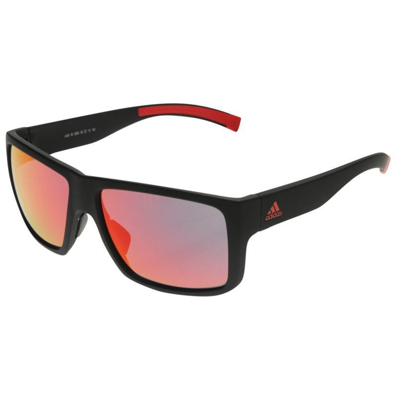 adidas Matic Mirror Sunglasses Black/Red