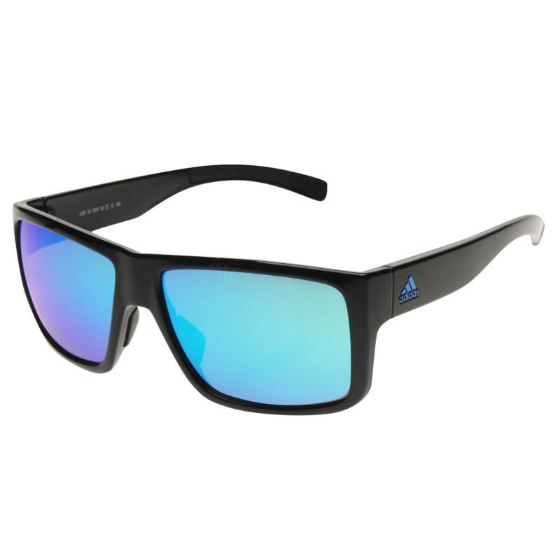 adidas Matic Mirror Sunglasses Black/Blue