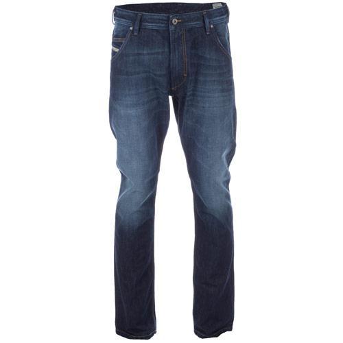 Diesel Mens Krooley Jeans Denim