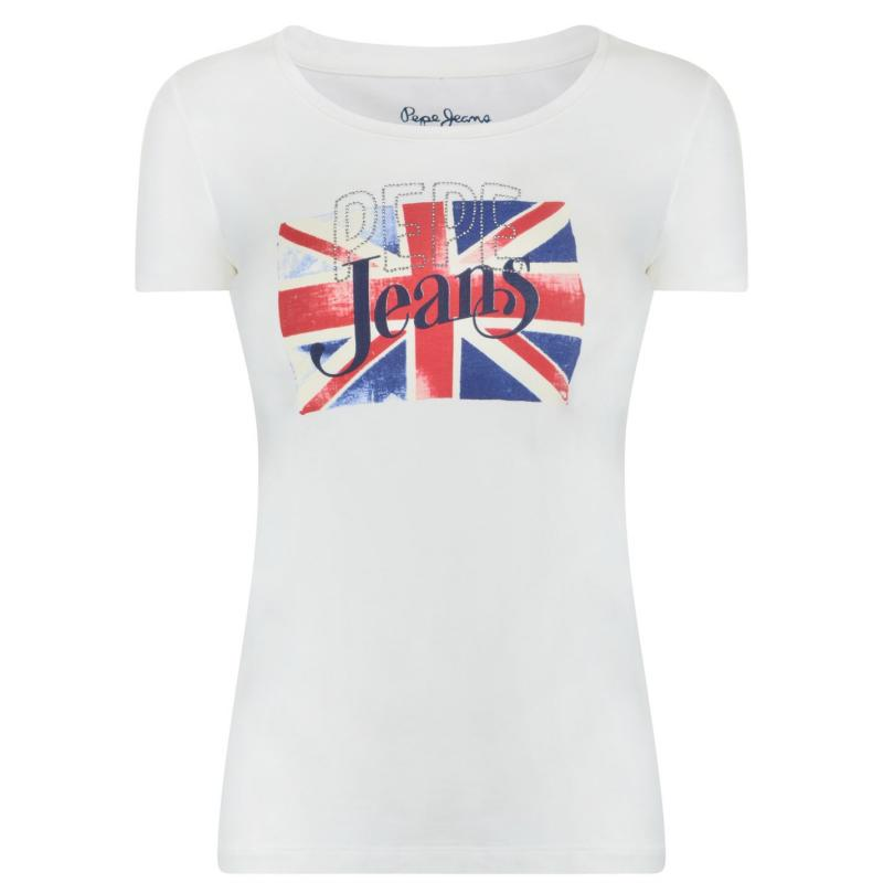 PEPE JEANS Ethel Top Navy