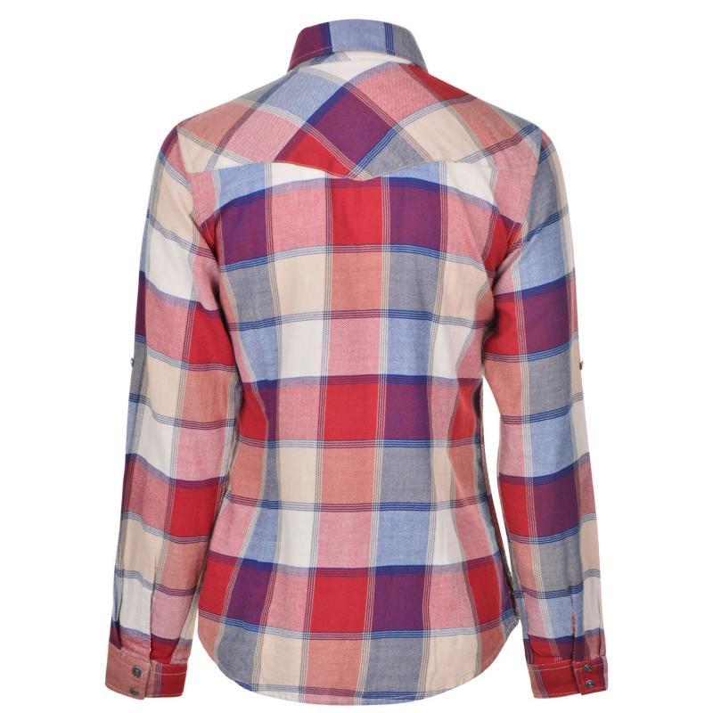 Košile Pepe Jeans Check Shirt Multi