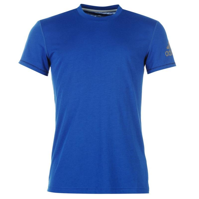 Tričko adidas Prime TShirt Mens EQT-Blue