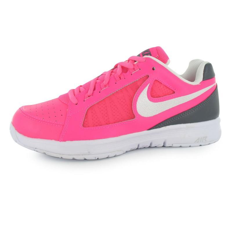 Nike Air Vapour Ace Tennis Shoes Ladies Pink/White