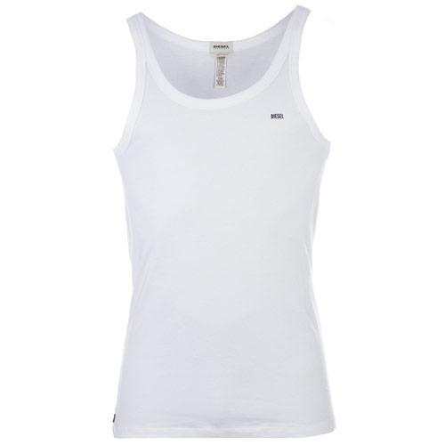 Tílko Diesel Mens Umtk-Bale Vest White
