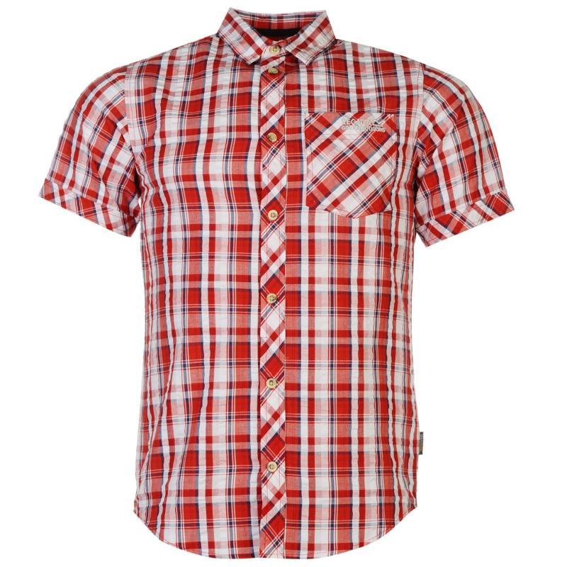 Košile Regatta Deakin Shirt Mens Pepper