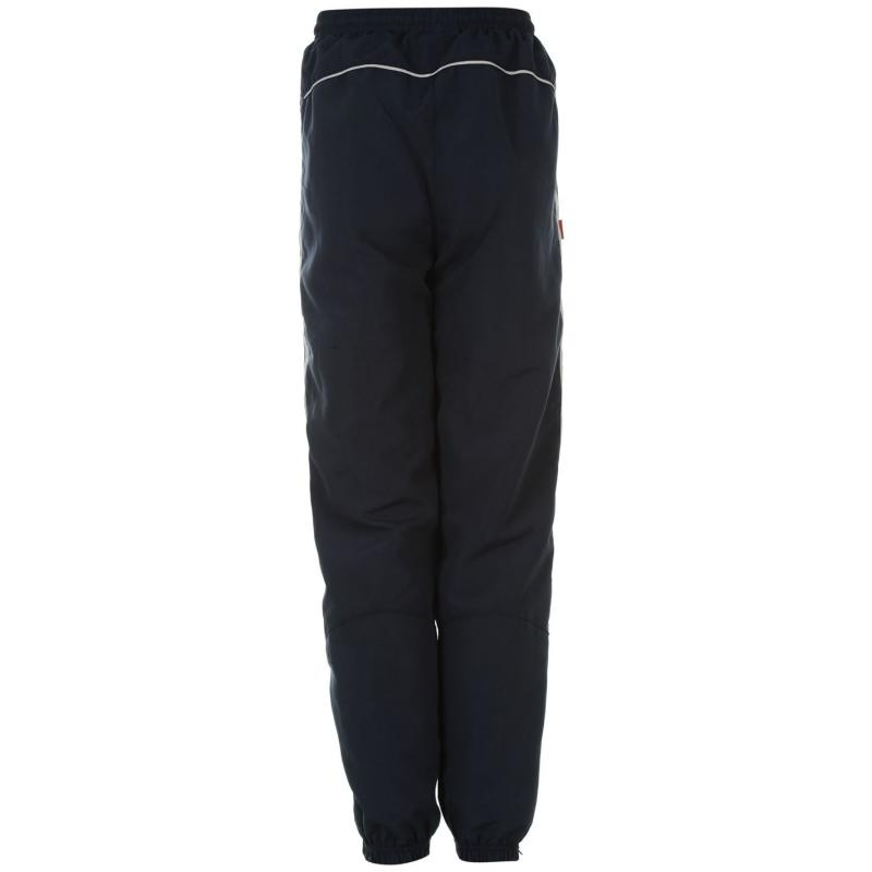 Tepláky Slazenger Closed Hem Woven Pants Juniors Black