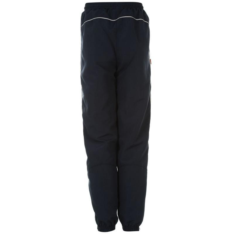 Tepláky Slazenger Closed Hem Woven Pants Juniors Navy