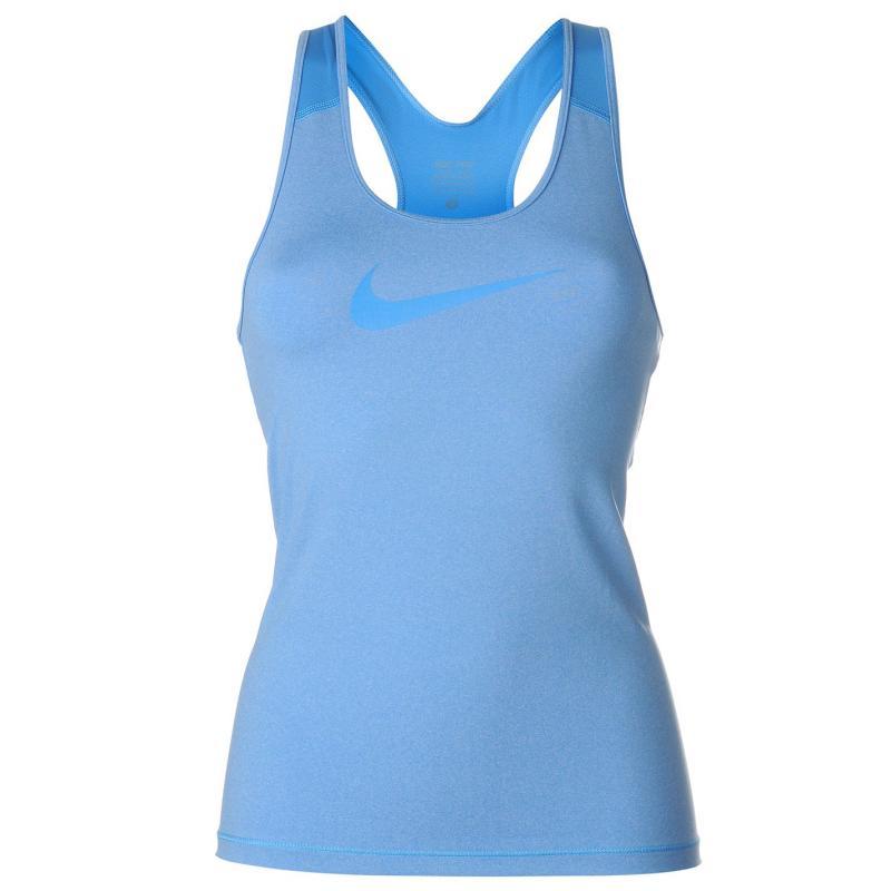 Nike Pro Tank Ladies Blue