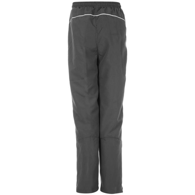 Tepláky Slazenger Open Hem Woven Pants Junior Boys Silver