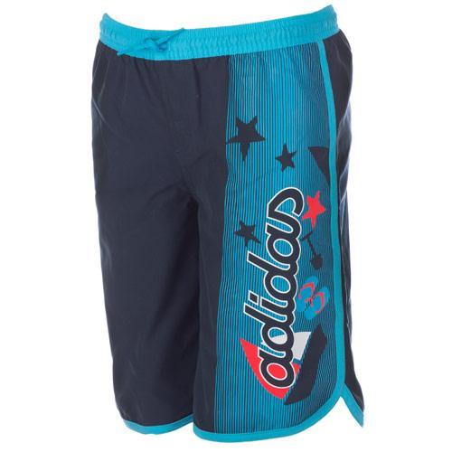 Kraťasy Adidas Infant Boys Logo Shorts Navy