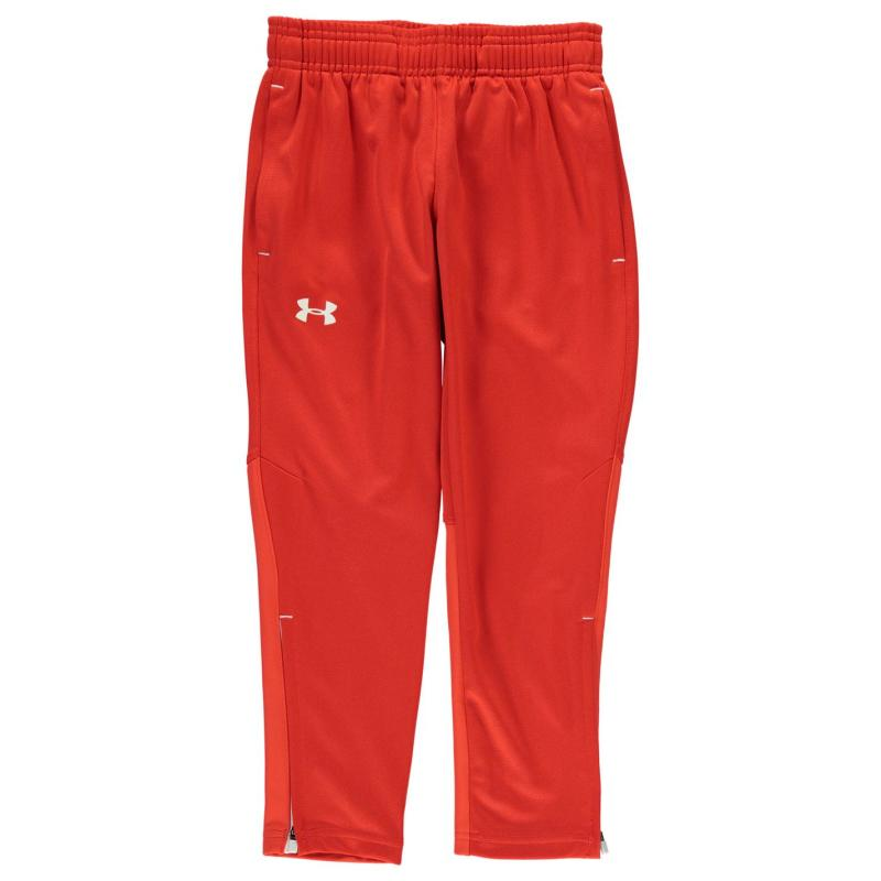 Tepláky Under Armour Challenger Pants Junior Boys Red