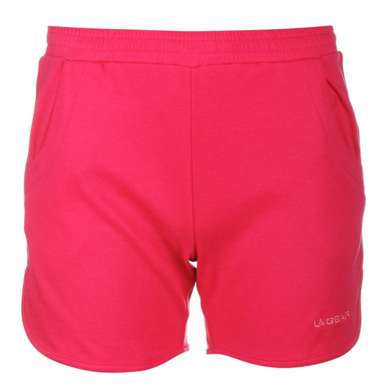 Šortky LA Gear InterLock Shorts Womens Pink